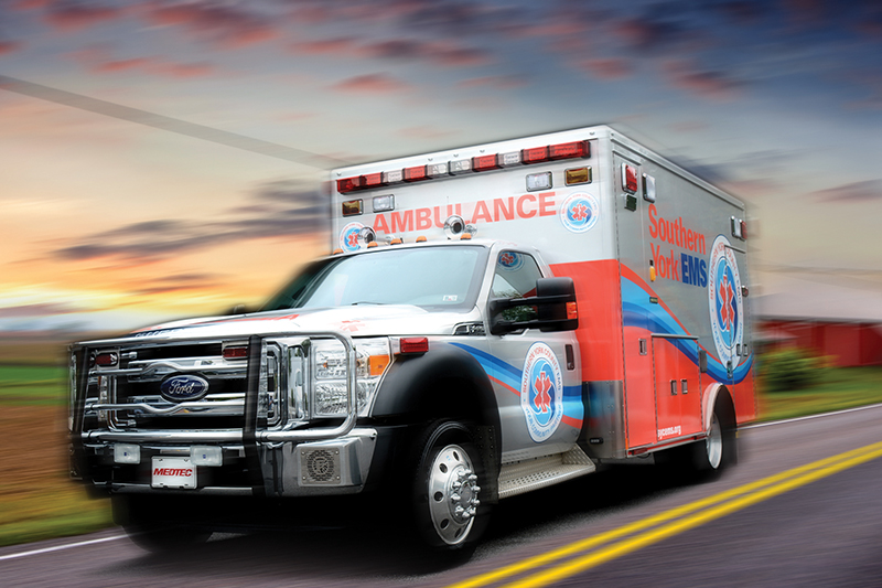Ambulance-speeding