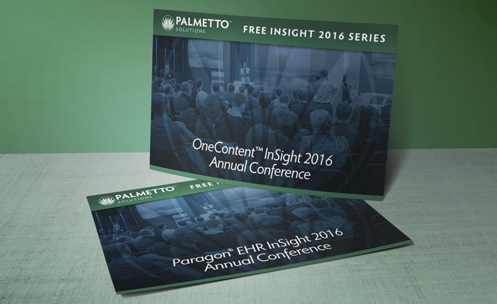 palmetto-conference-marketing-materials
