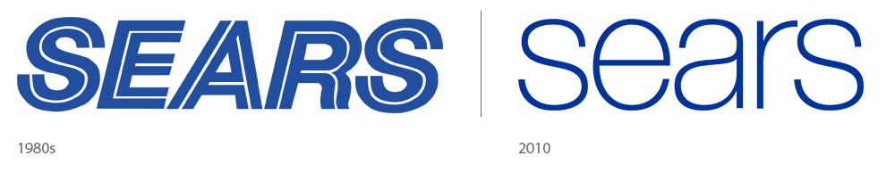 sears logos
